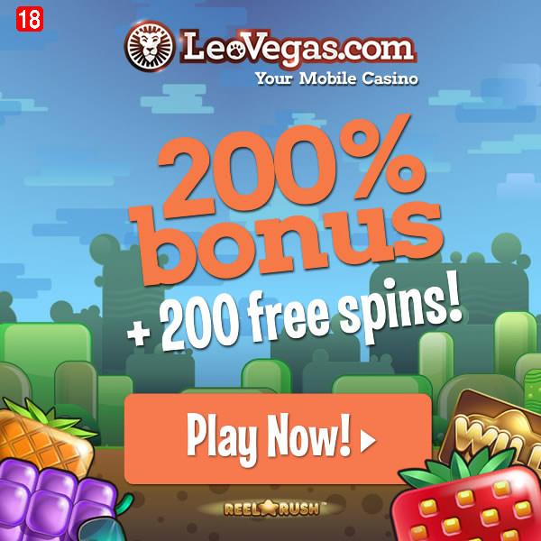 Beste gokkast bij Leo Vegas Casino